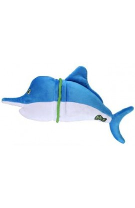 GoDog Ripzzz Marlin Blue/White Large