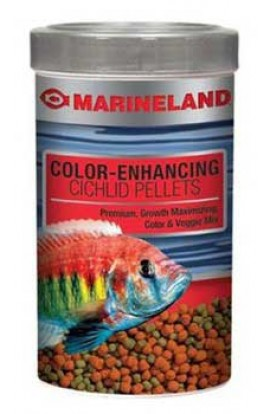 Marineland Cichlid Color 2.89oz 6pk