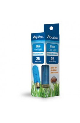 Aqen Incandescent Lamp Blue 25wt 1pk