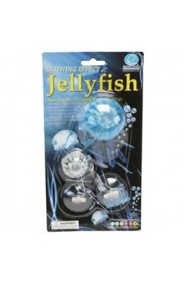 Floating Jellyfish Large - Clear