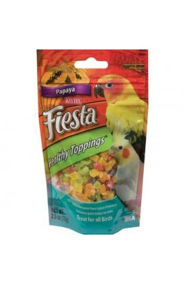 Fiesta Healthy Top Papaya 2.5oz