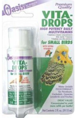 Kordon Small Bird Vita Drops 2oz