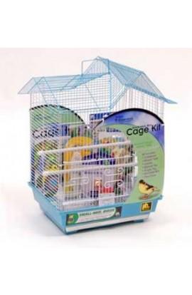 """Prevue Small Bird Kit 14x11"""" Dbl Rf"""