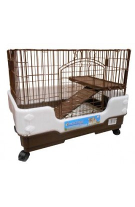 Pet Tek Dreamhome Chinchilla Cage 2 Level