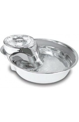 Smart Cat Drinking Fountain Big Max Stainless Steel 128Z