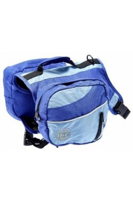 Henry & Clemmie's Backpack Medium Blue