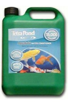 Tetra Aquasafe Pond 101.4oz (Treats 15,000 Gal)