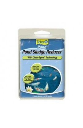 Tetra Pond Sludge Reducer Blocks 4pk
