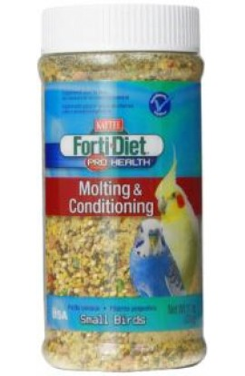 Kaytee Forti-Diet Pro Health Keet/Tiel Molting Conditioner 11z