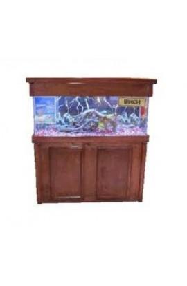 "R&J Birch Cabinet 48X24"" Cherry"
