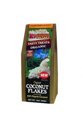 K9 Granola Organic Coconut Flakes 12 oz.