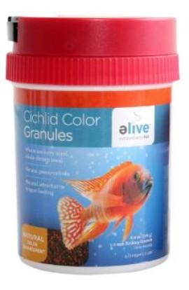 Elive Color Cichlid Granule Food 6z