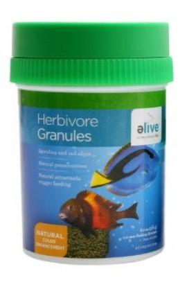 Elive Herbivore Granule Food 6z