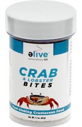 Elive Crab & Lobster Bite Food 1.7z