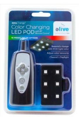 Elive LED Light Pod W/Remote Control