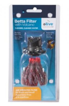 Elive Betta Filter w/Volcano