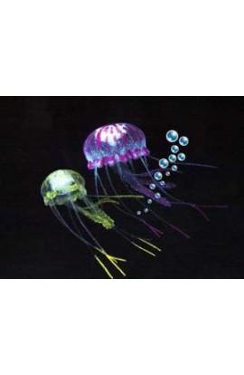 Eshopps Floating Jellyfish 2 Pk. - Purple/Yellow