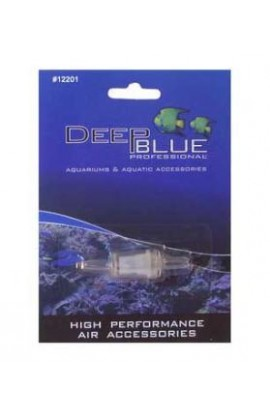 Deep Blue High Performance Inline Air Check Valve