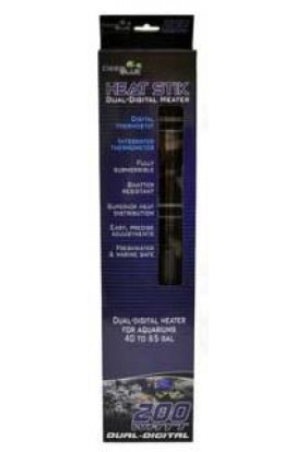 Deep Blue Heat Stik Dual Digital Heater 200 Watt