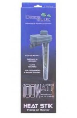 "Deep Blue Heat Stik Economy Heater 8"" 100 Watt"