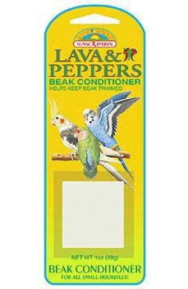 Beak Conditioner With Lava & Peppers 1oz