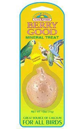 Mineral Block 1.25oz - Small (berry)
