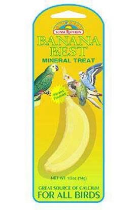 Mineral Block 1.25oz - Small (banana)