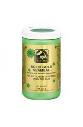 Solid Gold Seameal Powder, 8 oz.