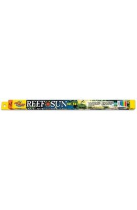 "ZooMed Reef Sun 50/50 Actinic & Daylight 24"" T8 17W"
