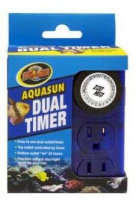 ZooMed Aquasun Dual Aquarium Timer