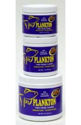 ZooMed Aquatrol Plankton Flake 1 oz.