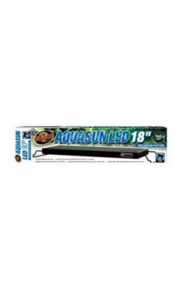 ZooMed AquaSun LED Aquarium Hood 18