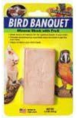 ZooMed Banquet Fruit Mineral Block Large