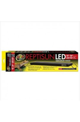 ZooMed Reptisun LED Hood 18-26